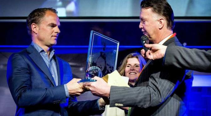 NEWS: De Boer is 'Coach of the Year'