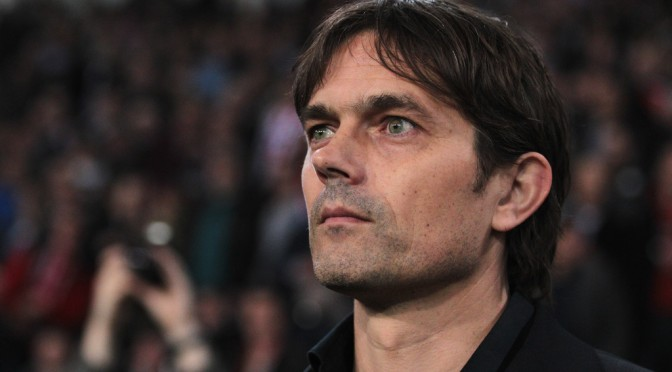 NEWS: Cocu to be named new PSV coach