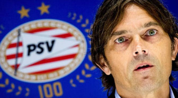 NEWS: Phillip Cocu confirmed as new PSV coach