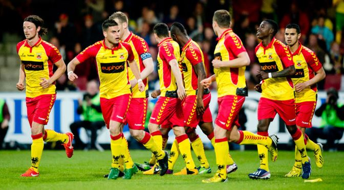 EREDIVISIE RELEGATION/PROMOTION PLAYOFF REPORT: 23rd May 2013