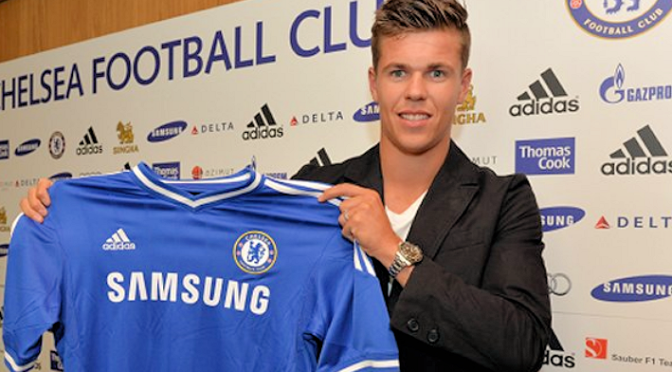 Van Ginkel signs for Chelsea
