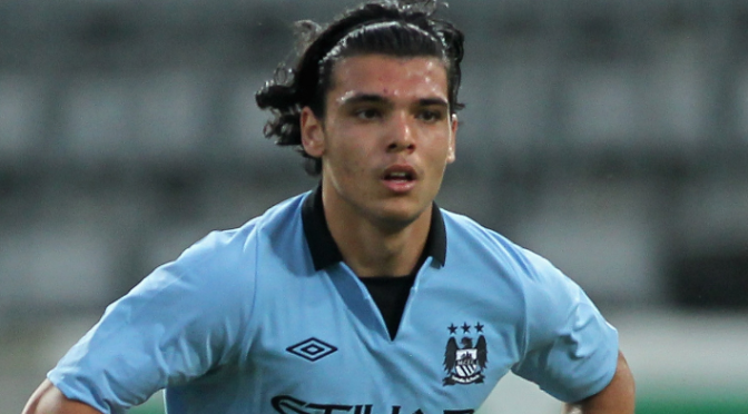 PSV loan Man City starlet