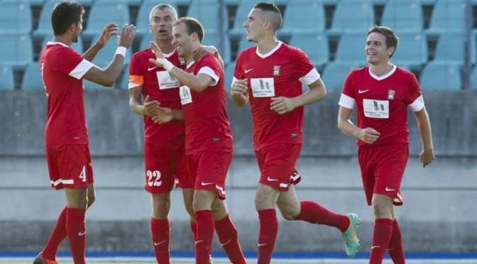 EUROPA LEAGUE: Utrecht embarrassed by Differdange