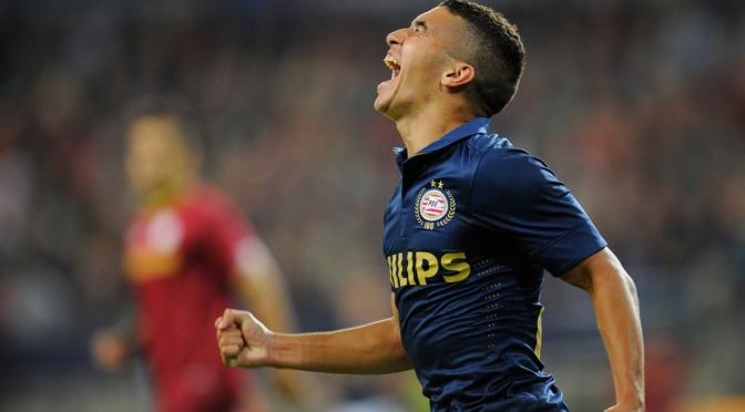 CHAMPIONS LEAGUE QUALIFYING: ZULTE WAREGEM 0-3 PSV