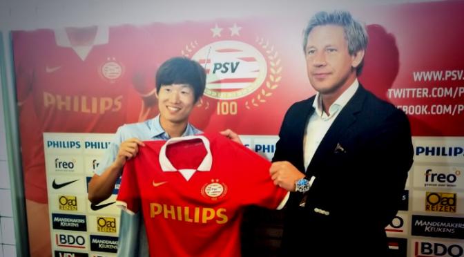 Park Ji-Sung returns to PSV