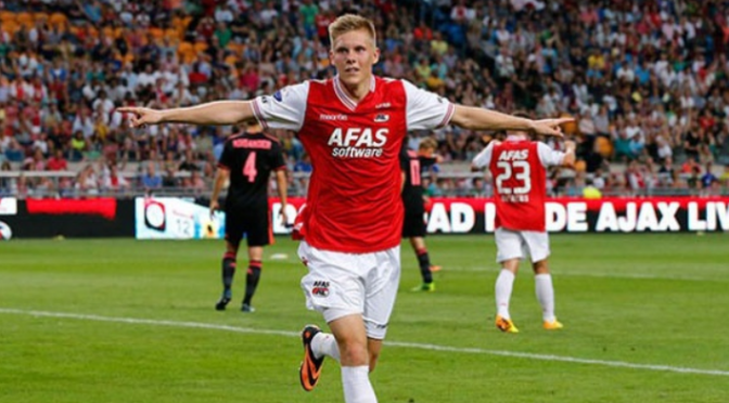 EREDIVISIE REPORT: Sunday 11th August 2013