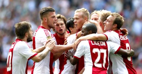20130818 - Ajax 2-1 Feyenoord