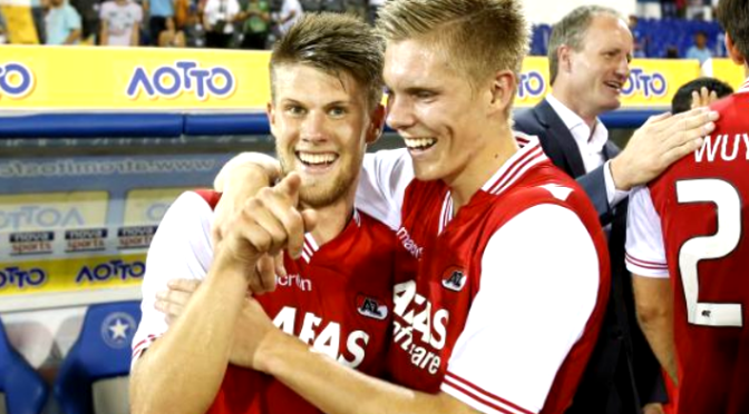 EUROPA LEAGUE: AZ success as Feyenoord falter