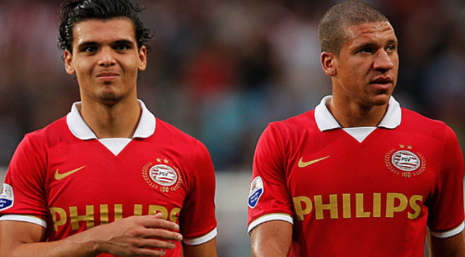 PSV pair picked by Van Gaal