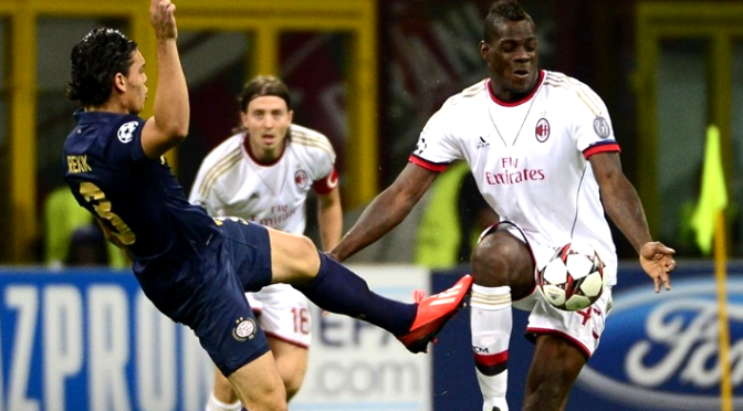CHAMPIONS LEAGUE QUALIFYING: AC MILAN 3-0 PSV