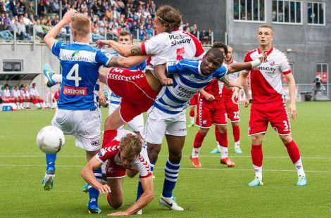 20130901 - PEC Zwolle 1-1 FC Utrecht
