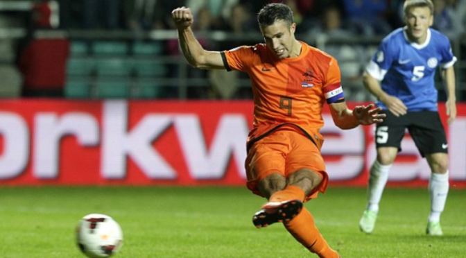 WORLD CUP: Oranje held by Estonia