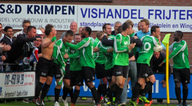 KNVB BEKER Second Round Report
