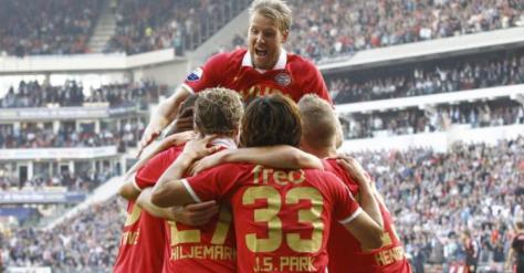 20131001 - PSV 4-0 Ajax