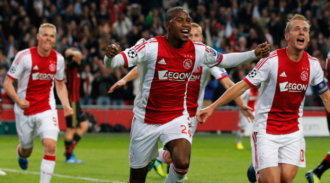 CHAMPIONS LEAGUE: AJAX 1-1 AC MILAN