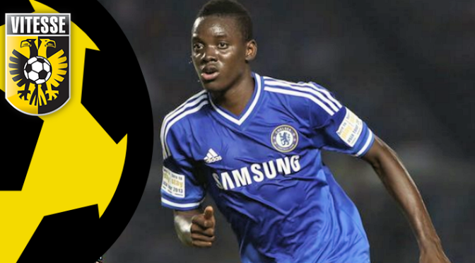 Vitesse capture another Chelsea loanee
