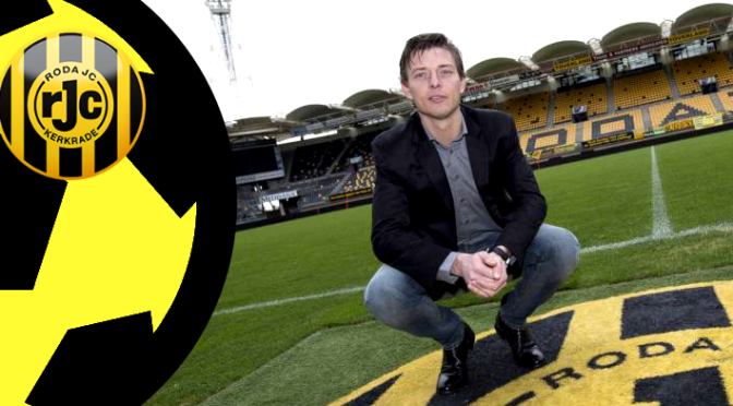 Tomasson unveiled as new Roda boss