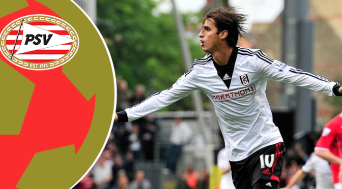 Fulham flop to be loaned to PSV
