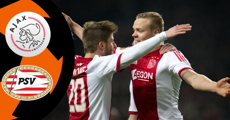 Ajax Vs Psv Analysis