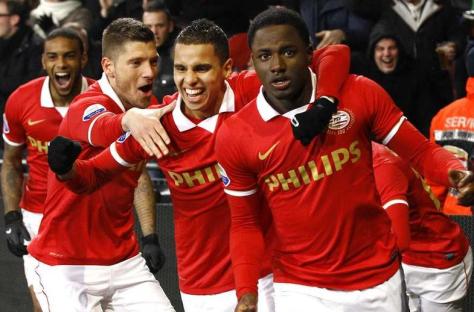 20140125 - Jetro Willems - PSV