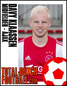 Ajax - Davy Klaassen