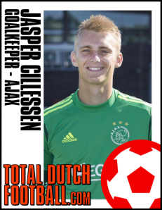 Ajax - Jasper Cillessen