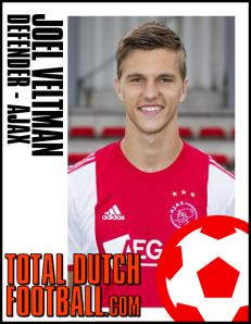 Ajax - Joel Veltman