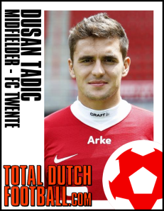 FC Twente - Dusan Tadic