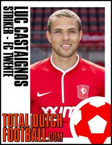 FC Twente - Luc Castaignos