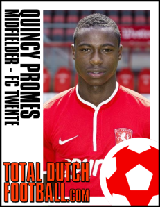FC Twente - Quincy Promes