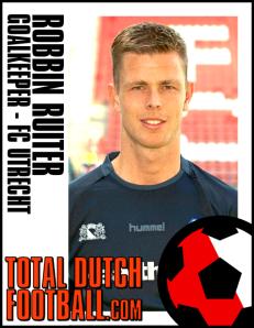 FC Utrecht - Robbin Ruiter
