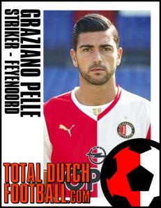 Feyenoord - Graziano Pelle