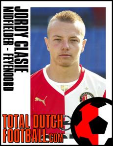 Feyenoord - Jordy Clasie