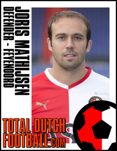 Feyenoord - Joris Mathijsen