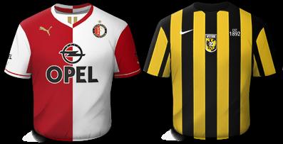 Feyenoord-Vitesse