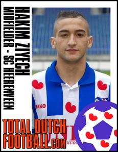Heerenveen - Hakim Ziyech