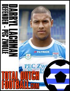 PEC Zwolle - Darryl Lachman