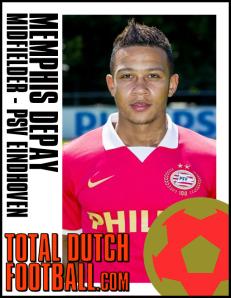 PSV - Memphis Depay