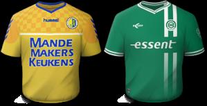 RKCWaalwijk-FCGroningen
