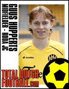 Roda JC - Guus Hupperts