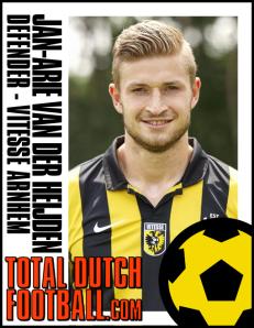 Vitesse - Jan-Arie van der Heijden