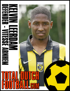 Vitesse - Kelvin Leerdam