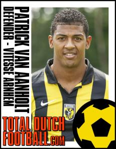 Vitesse - Patrick van Aanholt