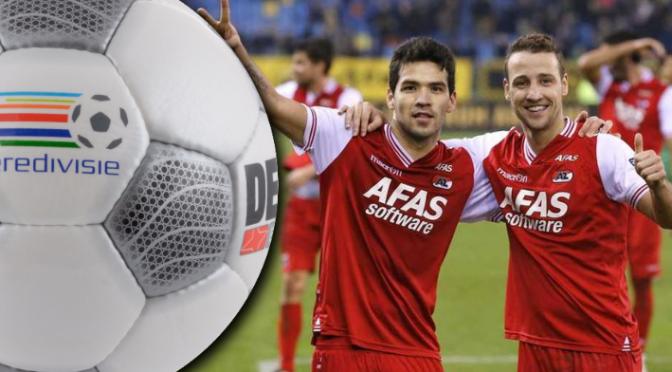 Week 22 Eredivisie Report – Tuesday: Vitesse slump to AZ, Feyenoord press on