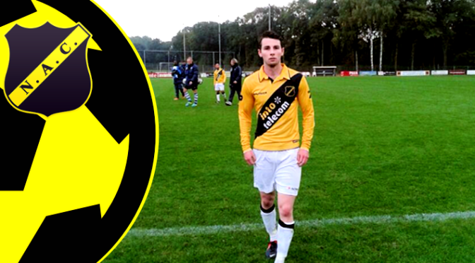 From Brisbane to Breda – Interview: NAC's Alistair Quinn
