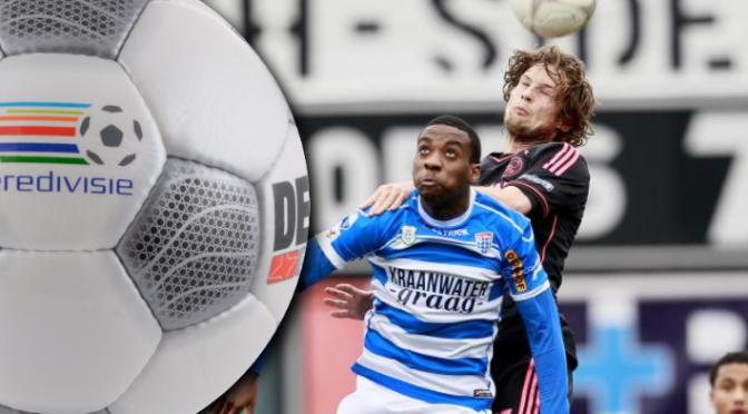 Week 23 Eredivisie Report: Zwolle hold Ajax