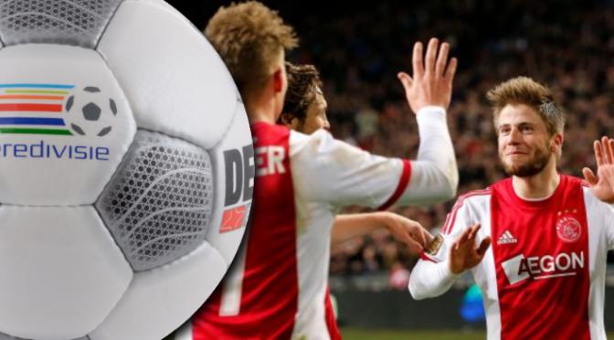 Week 24 Eredivisie Report: Schöne treble as Ajax pull clear