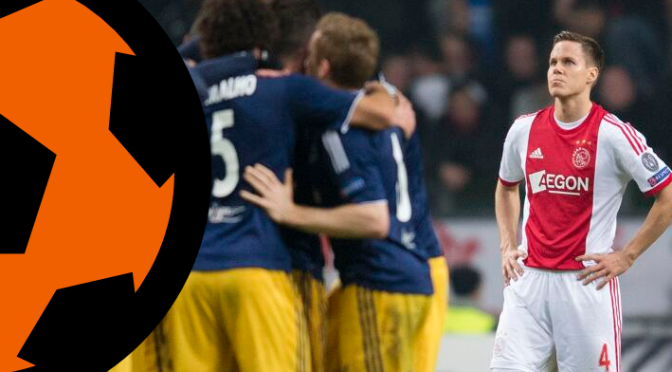 AZ win as Salzburg smash Ajax