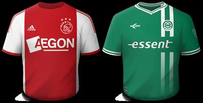 Ajax-Groningen