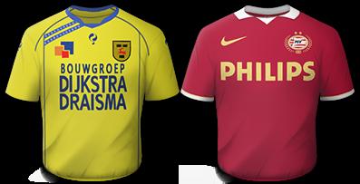 Cambuur-PSV